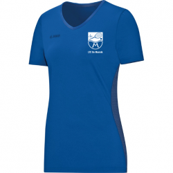 T-Shirt Move Blauw - Dames