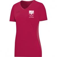 T-Shirt Move Cherry - Dames