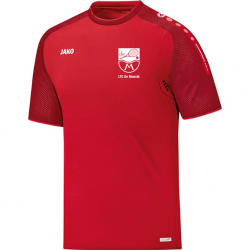 T-Shirt Champ Rood - Kids/Heren