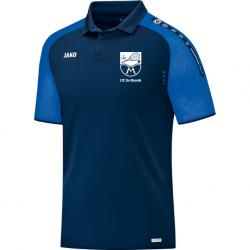 Polo Champ Blauw - Heren