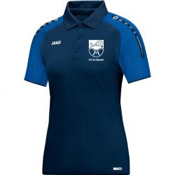 Polo Champ Blauw - Dames
