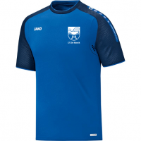 T-Shirt Champ Blauw - Kids/Heren