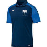 Polo Champ Blauw - Heren