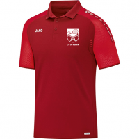 Polo Champ Rood - Heren