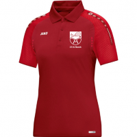 Polo Champ Rood - Dames
